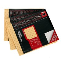 Synthetic perforated chamois 54 x 44cm by Workshop Plus
