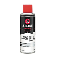 WD40 3 In One Oil Spray Aerosol 200ml  by Workshop Plus