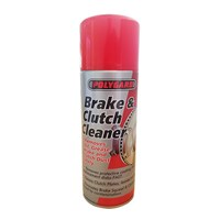 POLYGARD Brake & Clutch Cleaner 400ml by Workshop Plus