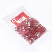Standard Blade Fuses 10 Amp - 50 Pieces by Workshop Plus