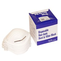 Sealey Non Toxic Dust Filter Masks 50 Pack