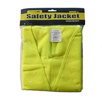 WORKSHOPPLUS Hi-Vis Vest One size