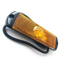 LED Side Marker Lamp - Amber by Workshop Plus