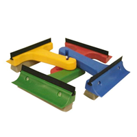 Combination Squeegee Sponge & Scraper by Workshop Plus