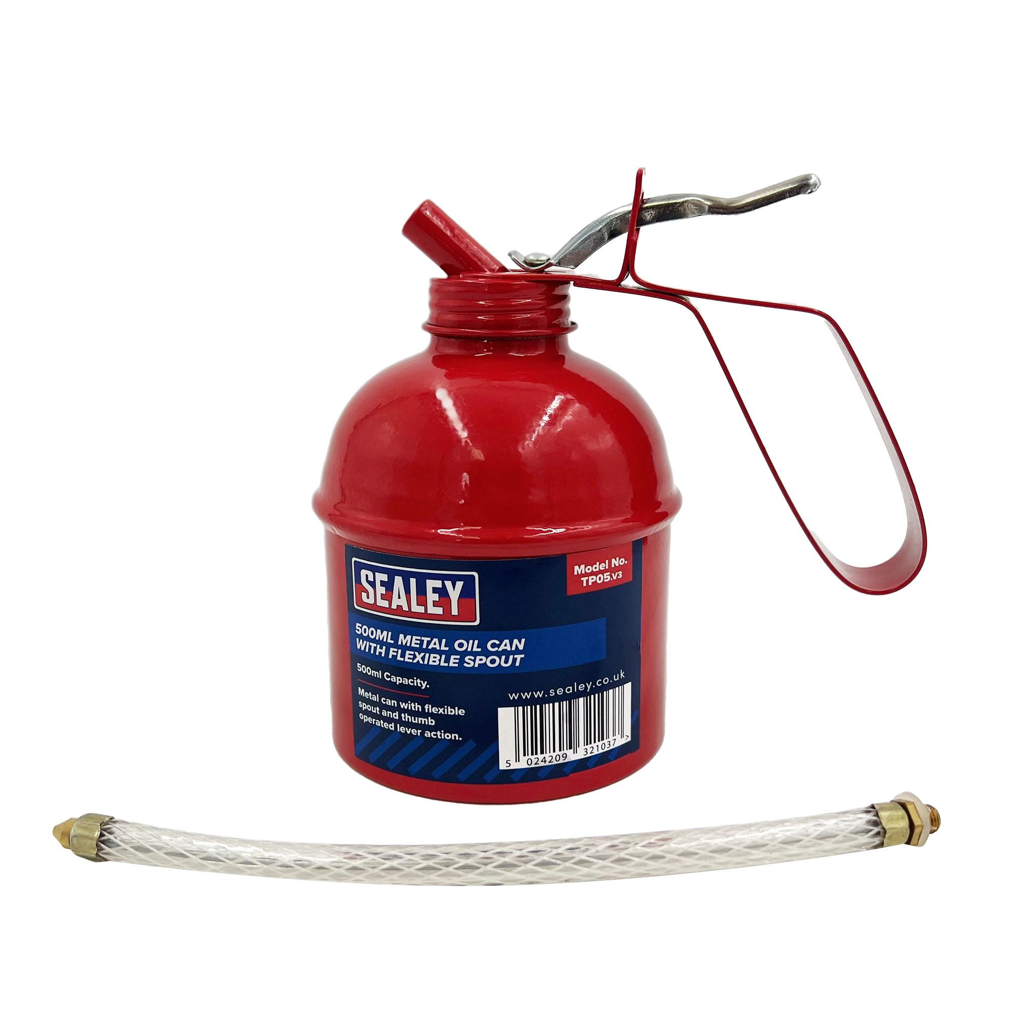 Sealey Oil Can 500ml by Workshop Plus