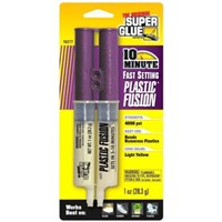 WORKSHOPPLUS Plastic Fusion Super Glue 28.3G