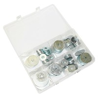 "WORKSHOPPLUS Repair Washers Sizes 3/16"" - 3/8"" 230 Pieces"