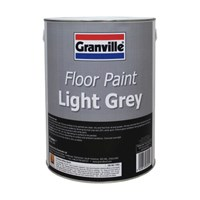 Floor Paint Light Grey 5L by Workshop Plus