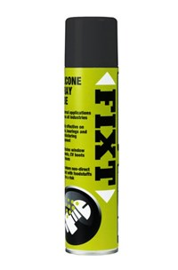 Silicone spray Lube 400ml by Workshop Plus