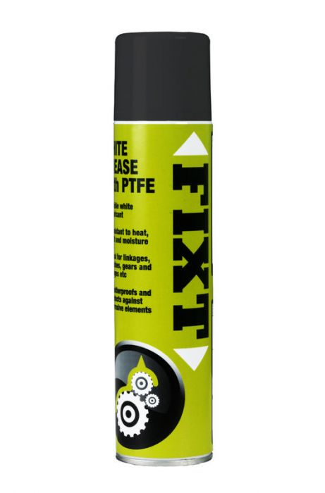 White Grease with PTFE 400ml by Workshop Plus