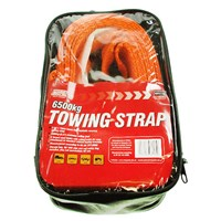WORKSHOPPLUS Recovery Towing Strap 3.5M 6500kg