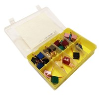 Assorted 48 & 62 Male Pal Fuses - 22 Pieces by Workshop Plus