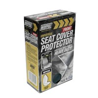 Seat Cover - Universal Car Single by Workshop Plus